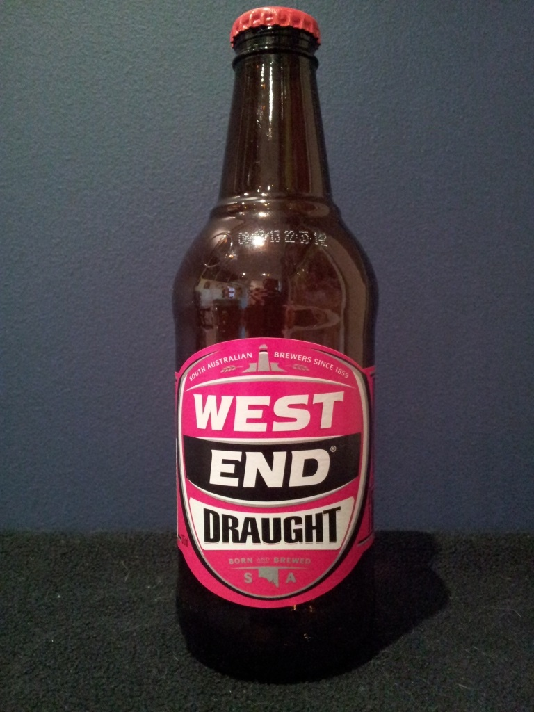 West End Draught, SA Brewing.jpg