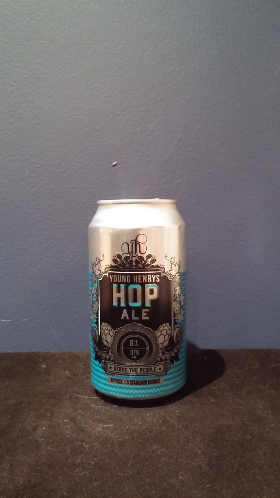Young Henry's Hop Ale, Young Henrys.jpg
