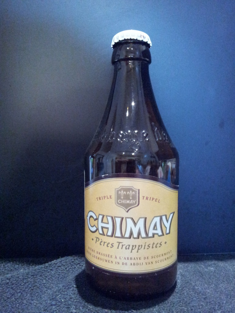 Peres Trappistes Triple, Chimay.jpg