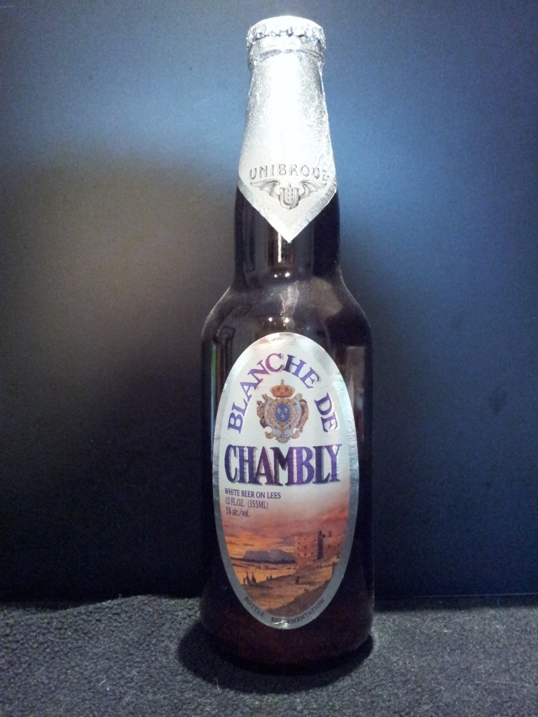 Blanche de Chambly, Unibroue.jpg