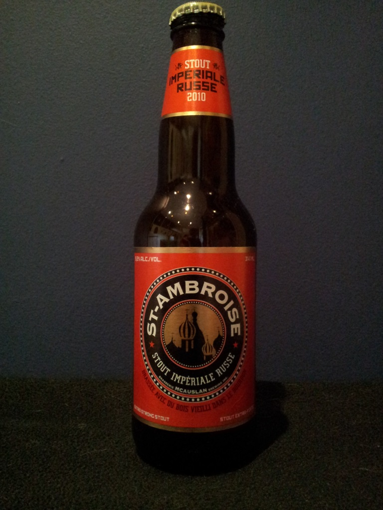 St-Ambroise Russian Imperial Stout, McAuslan Brewing.jpg