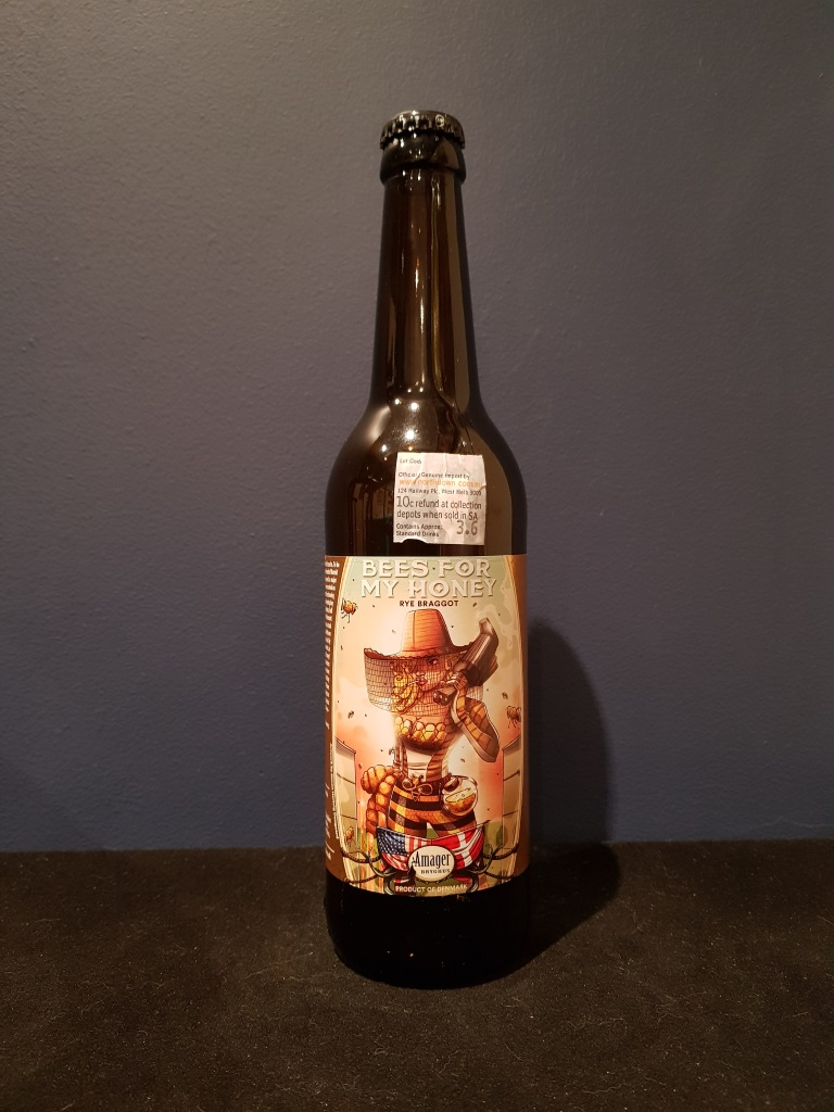 Bees For My Honey, Amager Bryghus.jpg