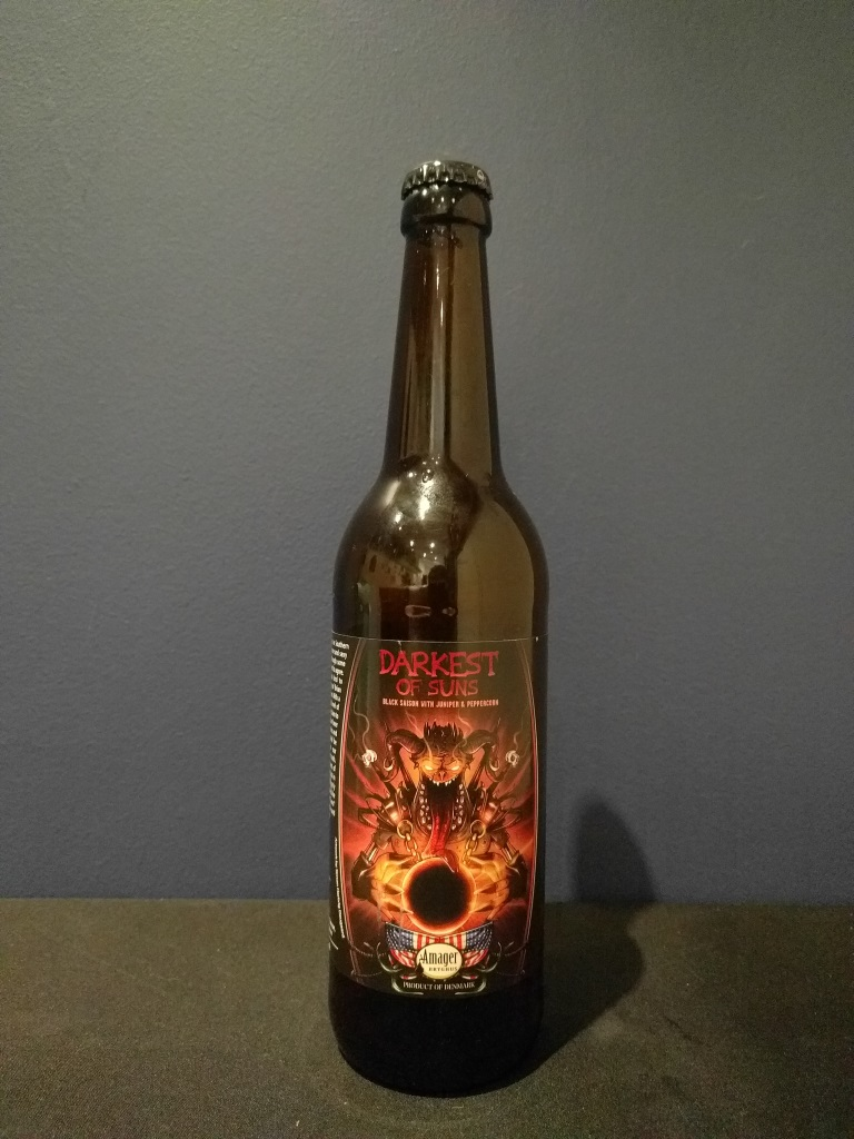 Darkest of Suns, Amager Bryghus.jpg