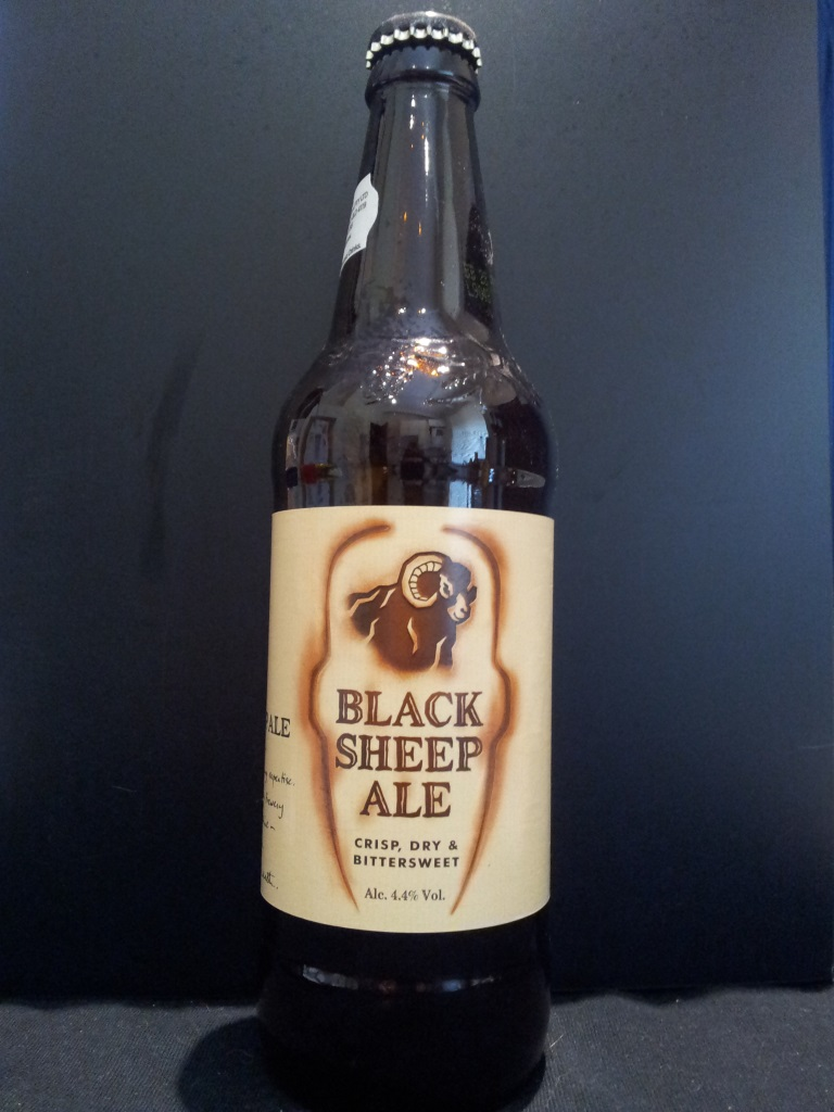 Black Sheep Ale, Black Sheep.jpg
