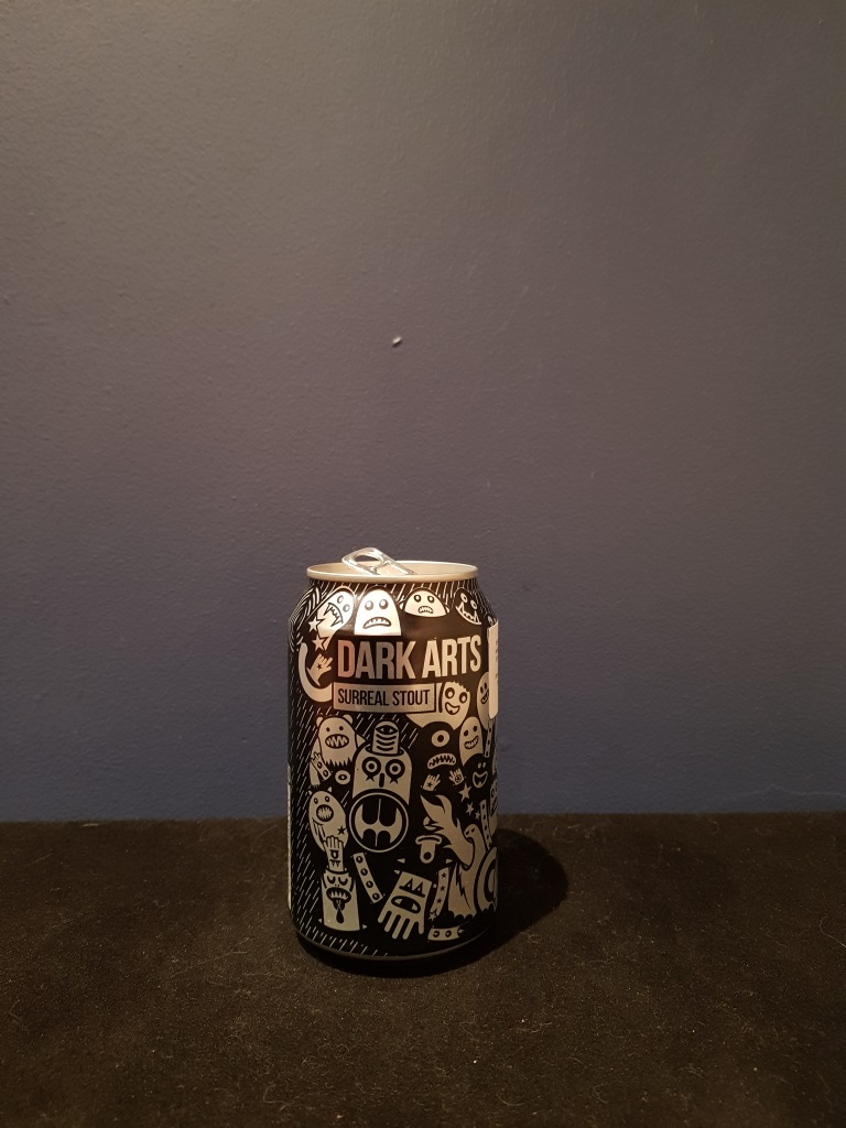 Dark Arts Surreal Stout, Magic Rock Brewing.jpg
