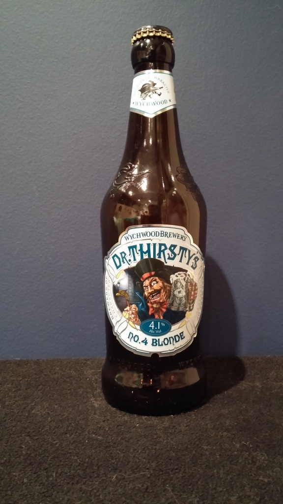 Dr. Thirsty's No. 4 Blonde, Wychwood.jpg