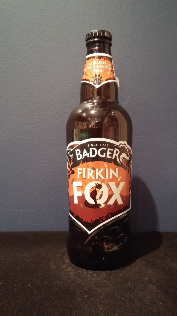 Firkin Fox, Badger.jpg