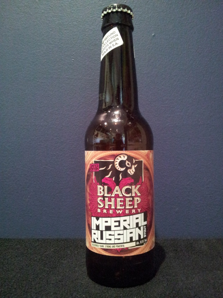 Imperial Russian Stout, Black Sheep.jpg