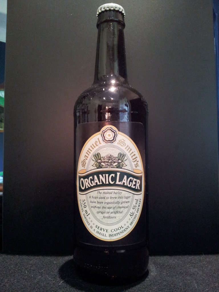 Organic Lager, Samuel Smith.jpg