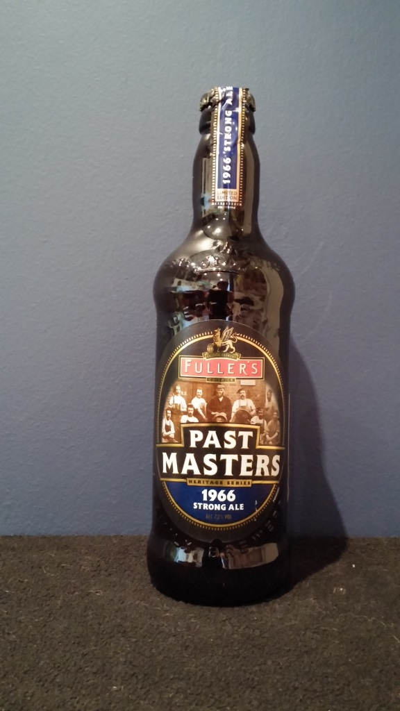 Past Masters 1966 Strong Ale, Fuller's.jpg