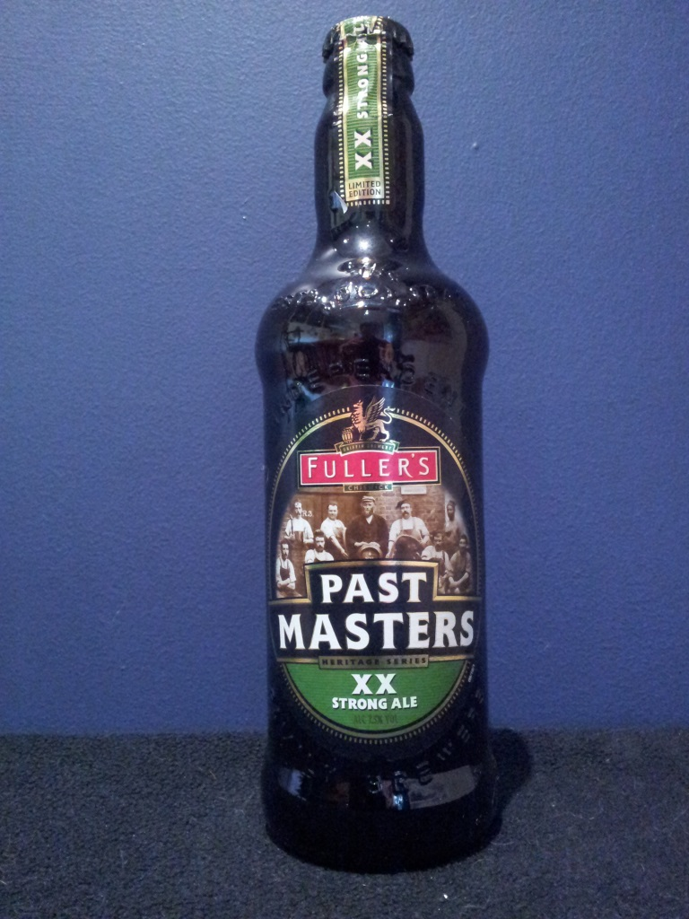 Past Masters no.1 XX Strong Ale, Fuller's.jpg