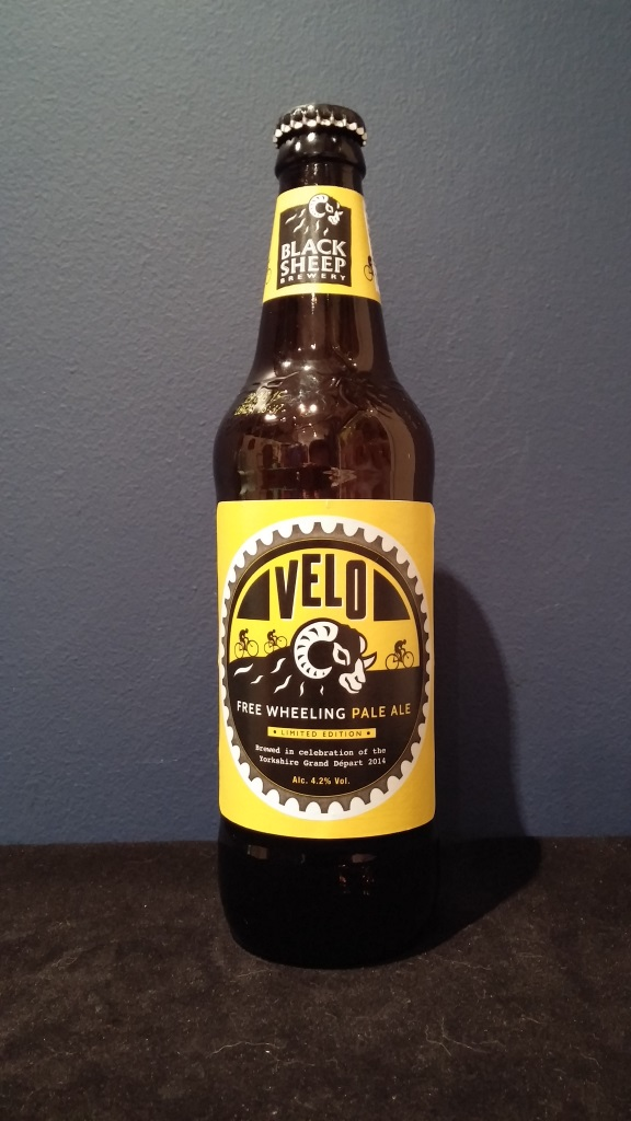 Velo Free Wheeling Pale Ale, Black Sheep.jpg