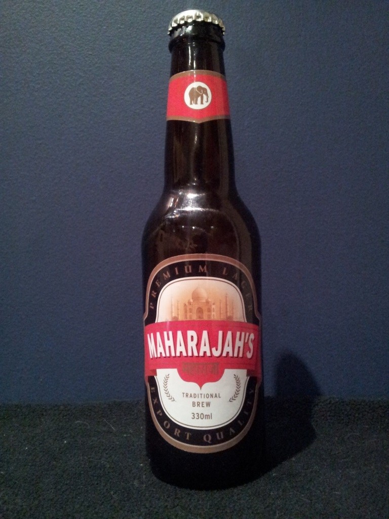 Maharajah's Traditional Brew, Khoday Brewing.jpg