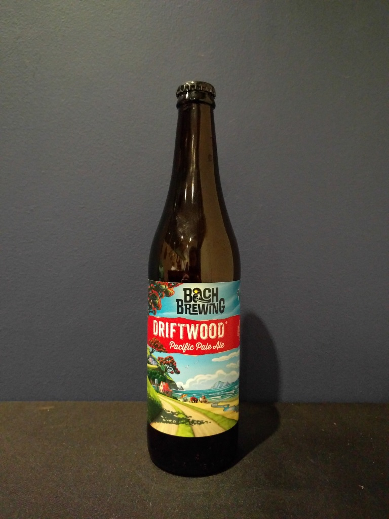 Driftwood Pacific Pale Ale, Bach Brewing.jpg