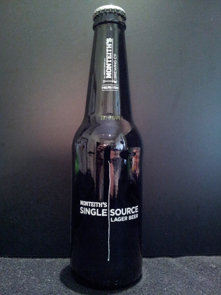Single Source Lager Beer, Monteith.jpg