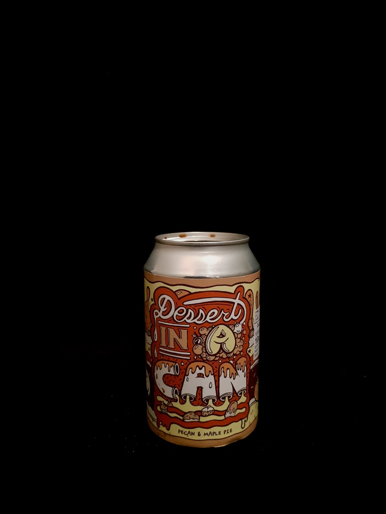 Pecan & Maple Pie Dessert in a Can, Amundsen.jpg
