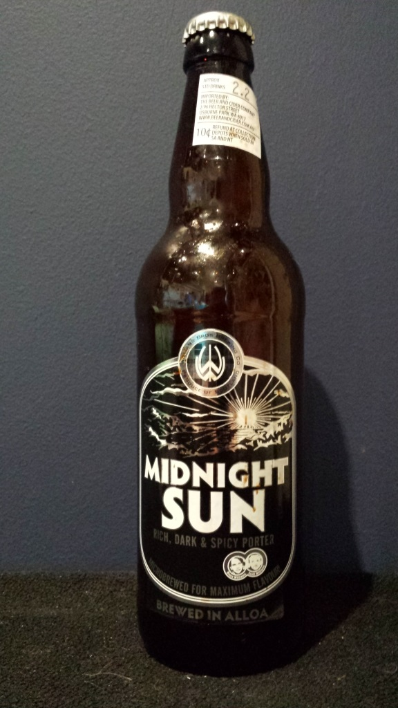 Midnight Sun, Williams Bros.jpg