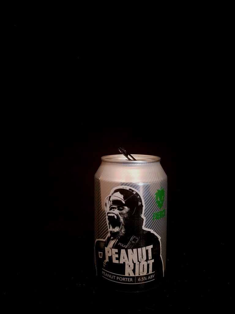 Peanut Riot, Fierce Beer.jpg