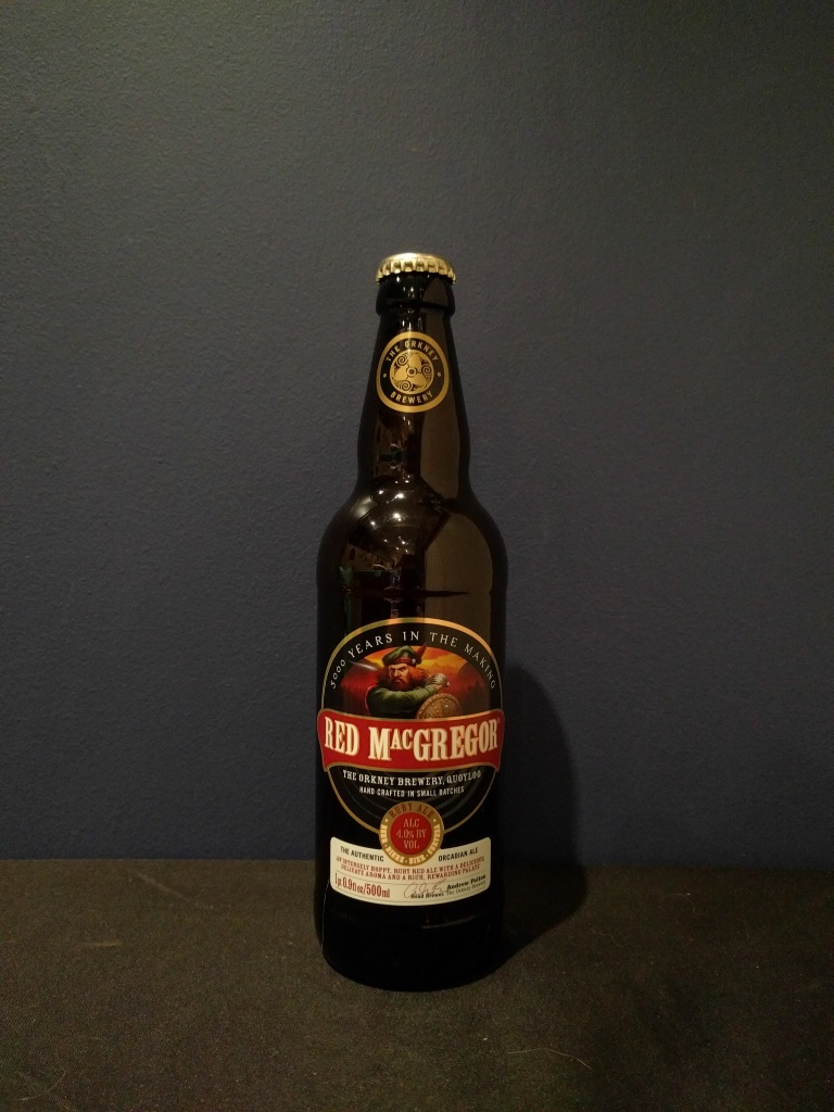 Red MacGregor, The Orkney Brewery.jpg