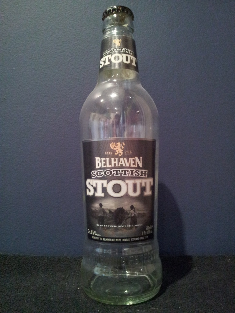 Scottish Stout, Belhaven.jpg