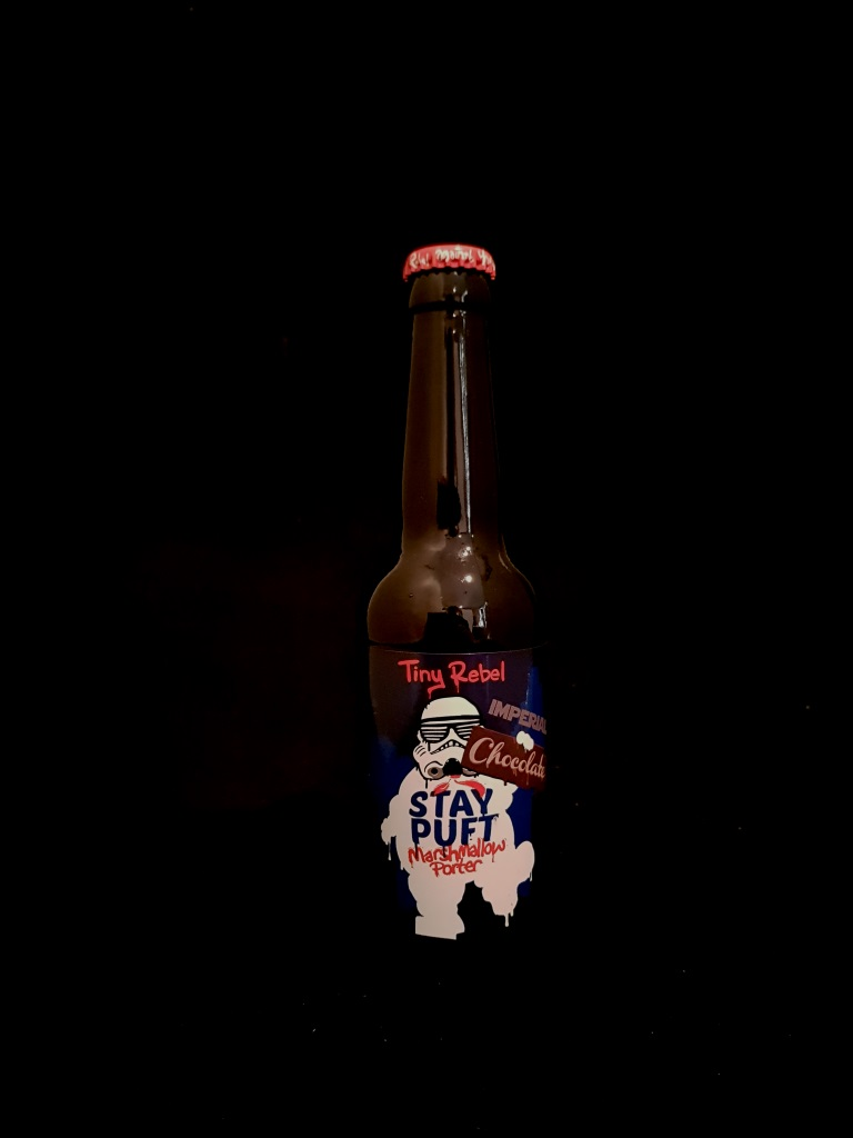 Imperial Stay Puft Marshmallow Porter, Tiny Rebel.jpg